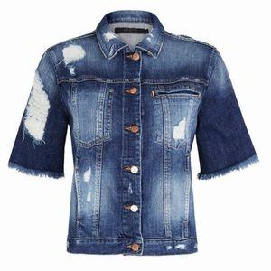 GENETIC LOS ANGELES- Blondie Short Sleeve Jacket